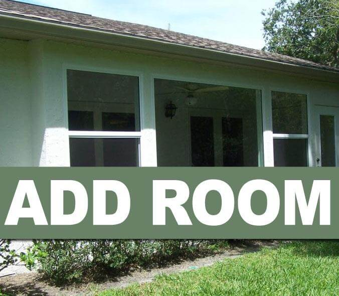 room addition pasco, pinellas, hillsborough, hernando